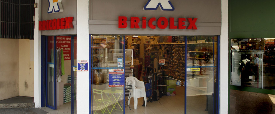 magasin bricolage 75020