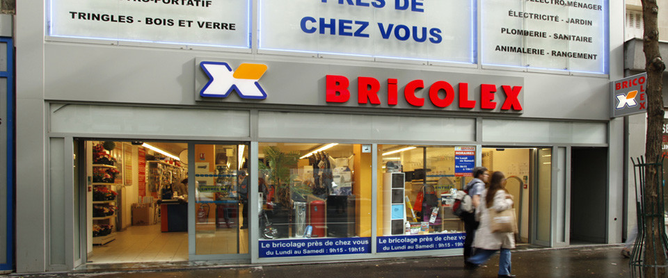magasin bricolage internet